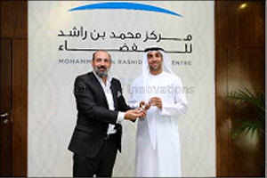 Montegrappa Welcomes Back Hazzaa Al Mansoori and Marks the Historic Occasion by releasing an Exclusi ...