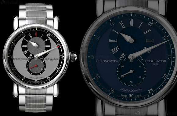 The new Chronoswiss Regulator Classic – All-rounder in two sizes