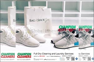 Train like a Champ with Champion Cleaners