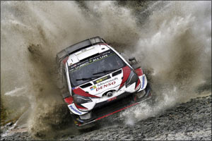 GAZOO Racing Claims Sixth Victory of the Season at Rally GB