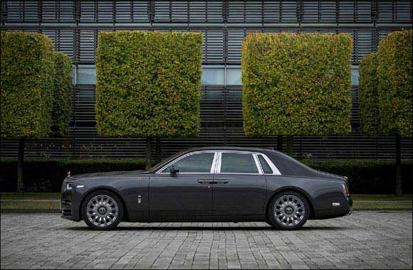 Rolls-royce Motor Cars Dubai Reveals Pioneers Phantom Collection