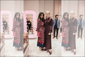 Kate Spade New York Celebrates Opening of New Concept Store  At the Mall of the Emirates
