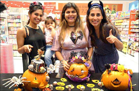 Daiso releases its collection of Halloween decorations!
