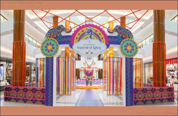 'Celebrate Diwali with BurJuman'