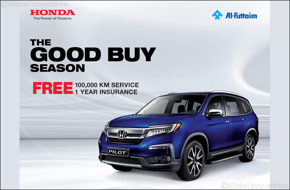 'The Good Buy Season' from Trading Enterprises – Honda makes vehicle ownership easier than ever