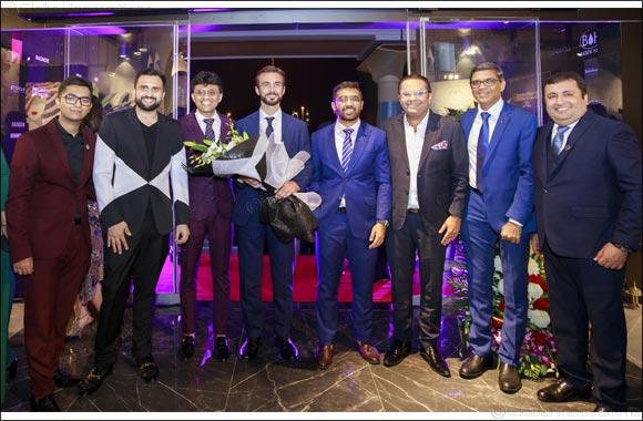 Tonino Lamborghini presents its luxury Home accessories at the Dubai experience store Casa Milano