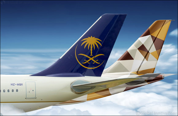 Etihad Airways and Saudia Announce Major Expansion of Their Commercial Partnership