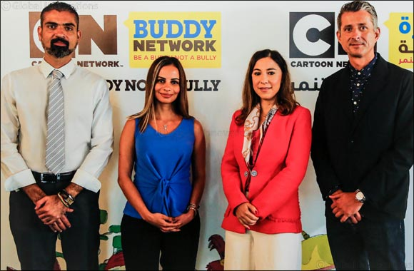 Cartoon Network Middle East launches Global 'Buddy Network' anti-bullying nationwide initiative