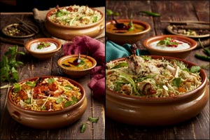 Time to Say �Yalla Biryani' at Zafran Indian Bistro