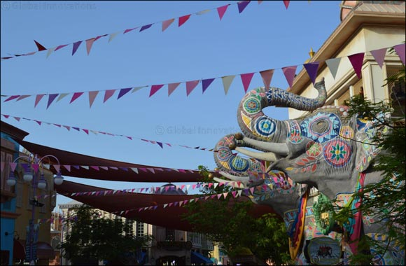Celebrate a spectacular Diwali at BOLLYWOOD PARKS™ Dubai