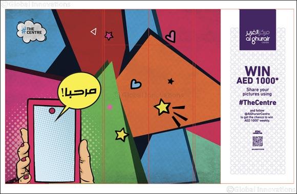 Snap and Win at Al Ghurair Centre