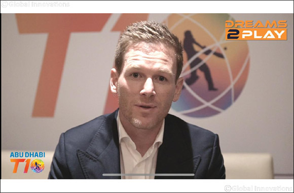 Eoin Morgan urges budding cricketers to join Abu Dhabi T10 talent hunt