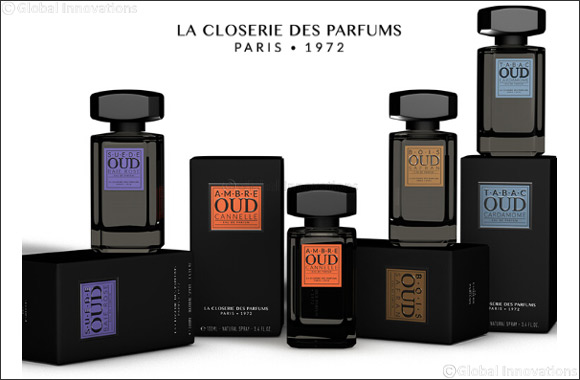 La Closerie des Parfums, now in the UAE
