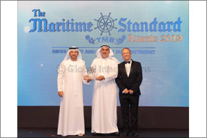 Dp World, UAE Region Sets Maritime Standard With Terminal Operator of the Year Award