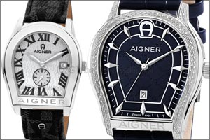 AIGNER debuts a spectacular new collection of fashion timepieces for men and women