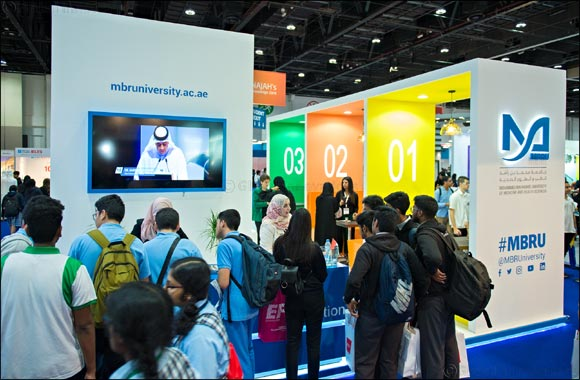 MBRU to Unveil New Master of Science in Biomedical Sciences at NAJAH 2019