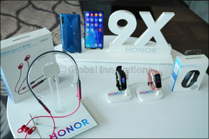 HONOR debuts its 9X in the UAE with advanced features and trendy design