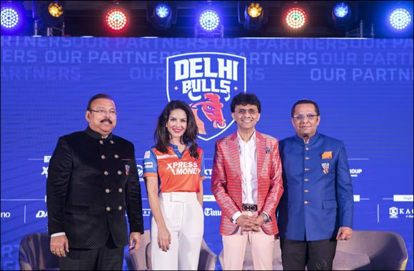 Rebranded Team Delhi Bulls unveiled its Jersey and introduced Sunny Leone as the brand ambassador