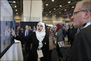 Mohammed bin Rashid Space Centre receives organising committee flag for IAC 2020