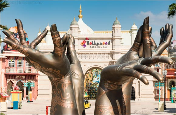 Experience chills and thrills at the first Halloween themed celebration BOLLYWEEN at BOLLYWOOD PARKS™ Dubai