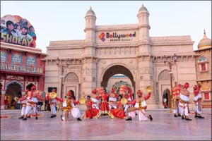 Experience chills and thrills at the first Halloween themed celebration BOLLYWEEN at BOLLYWOOD PARKS ...