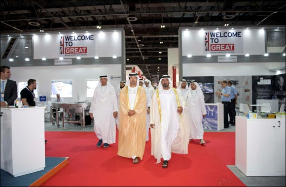 HH Sheikh Ahmed Bin Saeed Al Maktoum Opens Inaugural Private Label & Licensing Middle East and Gulfood Manufacturing 2019
