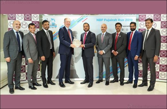 Malabar Gold & Diamonds renew commitment to NBF Fujairah Run 2019