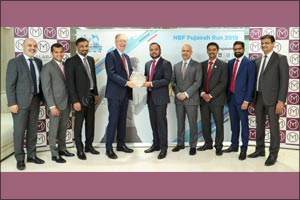 Malabar Gold & Diamonds renew commitment to NBF Fujairah Run 2019