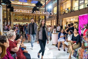Fashion and beauty in focus at City Centre Mirdif's Autumn/Winter 19 showcase