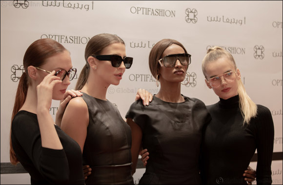 Optifashion Eyewear Boutique Opens at City Centre Mirdif