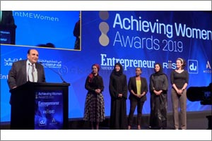 du Women Council Awarded for Women Empowerment at the Prestigious RiiSE and Entrepreneur Middle East ...