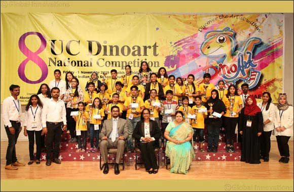 Indians emerge winners at National Art Competition