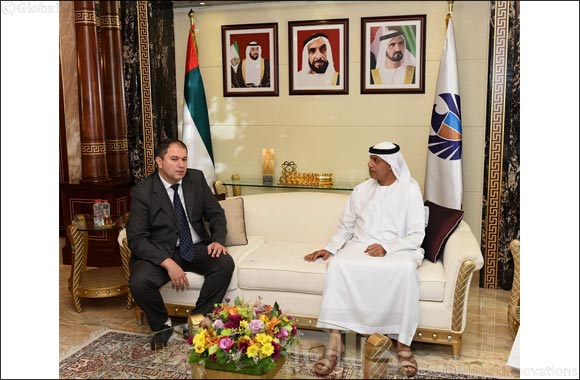 Dubai Customs discusses more mutual cooperation with Ukrainian Consul General