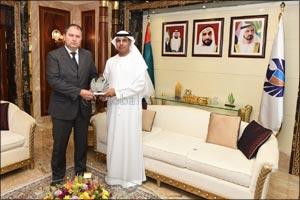 Dubai Customs discusses more mutual cooperation with Ukrainian Consul General