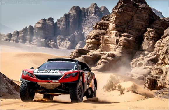 This is Your Chance – Top UAE Driver Says New Baja Series  Is Perfect Way Into Rallying
