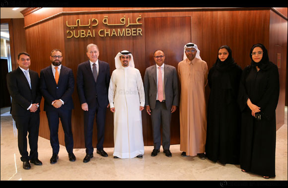Dubai Chamber and First Abu Dhabi Bank sign MoU on digital trade
