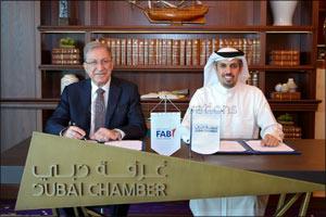 Dubai Chamber and First Abu Dhabi Bank sign MoU on digital trade