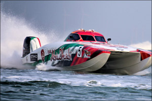Team Abu Dhabi Duo Back in Control of World Title Race After Aussie Double in China