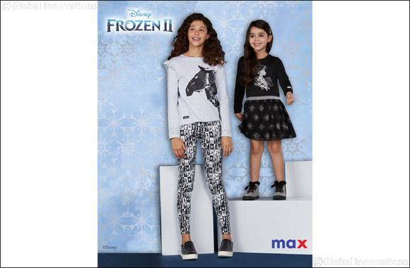 Shop the New Frozen 2 Collection at Max Fashion!