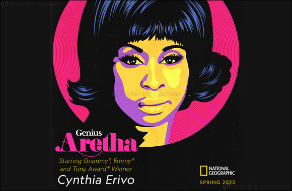 "National Geographic Taps Triple Threat Cynthia Erivo (""harriet,"" ""the Colour Purple"") As Aretha Franklin in Genius: Aretha"