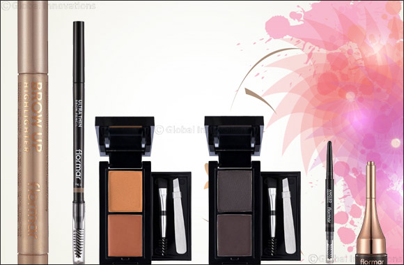 Raise Eyebrows with Flormar's New Range