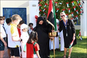 GEMS Jumeirah Primary School hosts H.H. Sheikha Fatima Bin Hasher Bin Dalmook Al Maktoum