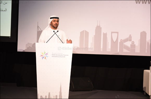 Dubai Customs showcases services for people of determination at Accessabilities Expo 2019