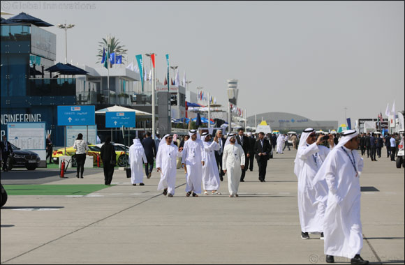Dubai Airshow Announces Edge As First Ever Advance Technology Partner