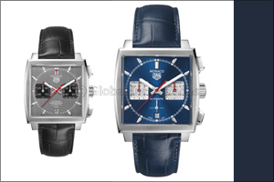 Tag Heuer Equips Iconic Monaco Wristwatch With Avant-garde in-house Manufacture Movement
