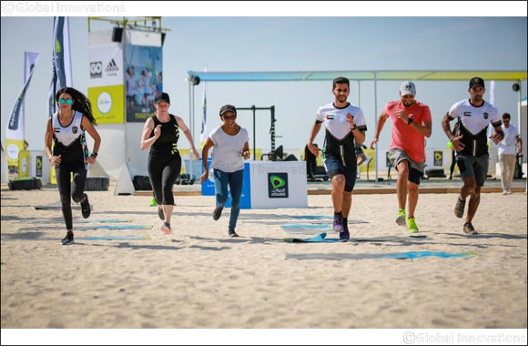 Dubai Fitness Challenge Continues to Inspire the City