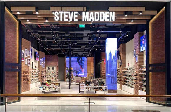 Steve Madden set to arrive in Dubai to kick off brand's 30th Anniversary Celebration