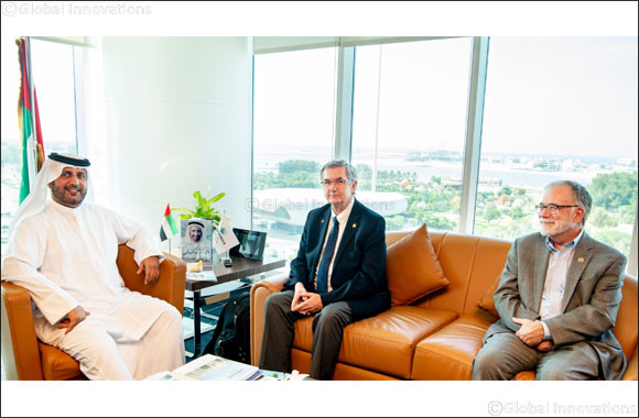 Ahmad Bin Shafar welcomes President of ASHRAE
