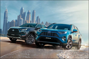 �Celebrate 2020 Now' with exciting deals from Al-Futtaim Toyota