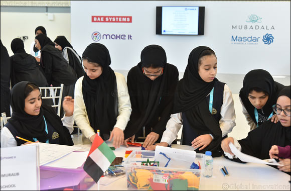 "Emirati Students Set to Make Homes More Energy Efficient at Fifth Annual ""Make It Challenge"""